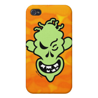 Naughty Halloween Zombie Covers For iPhone 4