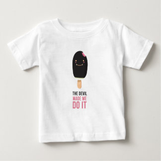 Naughty ice cream baby T-Shirt