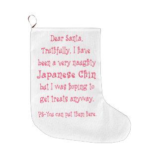 Naughty Japanese Chin