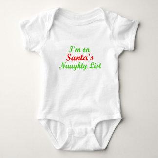 Naughty List T-shirts