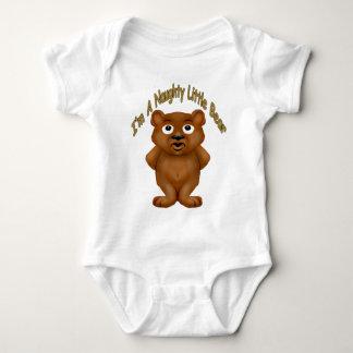 Naughty Little Bear T-shirts