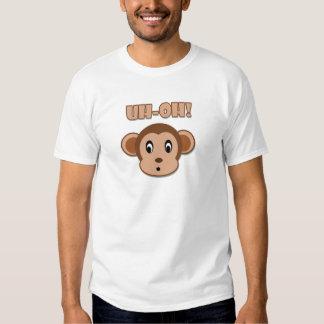 Naughty Monkey Tee Shirt