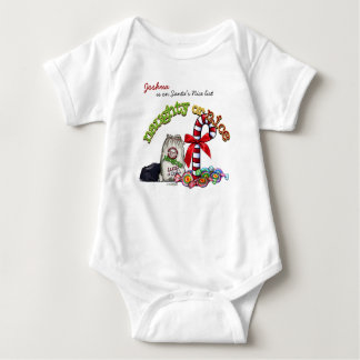 Naughty Nice List Baby Bodysuit