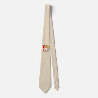 Naughty & Nice Tie