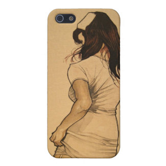 Naughty Nurse Cover For iPhone 5/5S