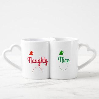 Naughty or Nice? Coffee Mug Set