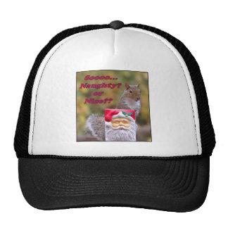 Naughty or Nice Hats
