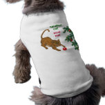Naughty or Nice Pet Clothing