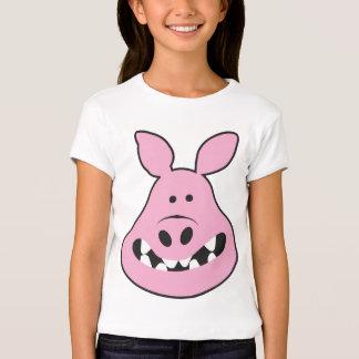 Naughty Pig T Shirt