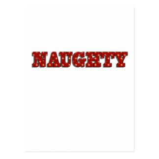 Naughty Postcard