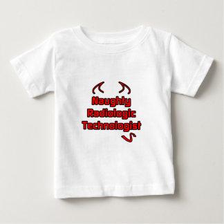 Naughty Radiologic Technologist Tshirts