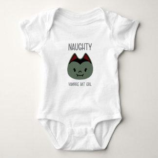 Naughty - Vampire Bat Girl T Shirt
