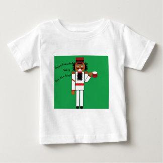 NaughtyNutcracker Baby T-Shirt