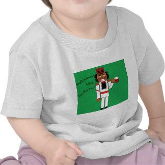 NaughtyNutcracker T-shirt