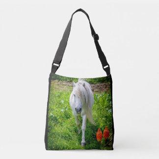 NaughtyPony All-Over-Print Cross Body Bag Tote Bag
