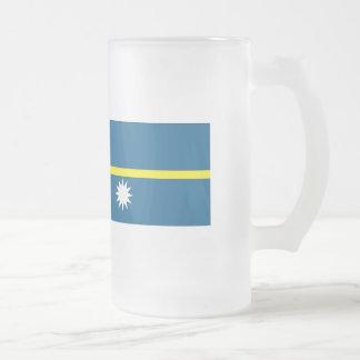Nauru Flag Mugs