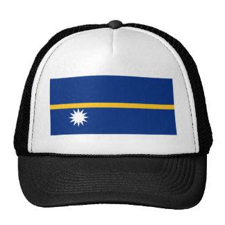 nauru trucker hats