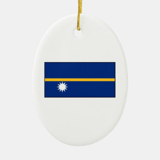Nauru – Nauruan Flag Ornaments