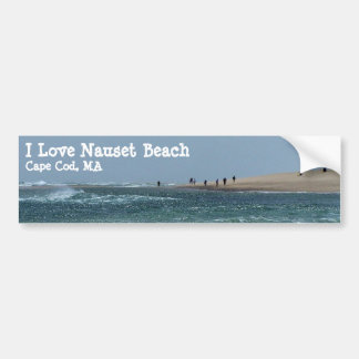 Nauset Light Beach Bumper Sticker