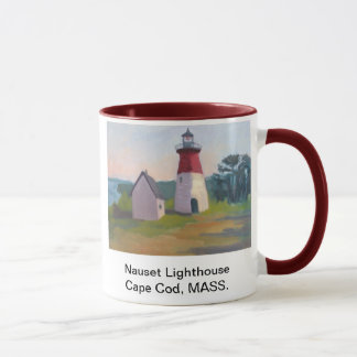 Nauset Lighthouse, Cape Cod, Mass. Mug