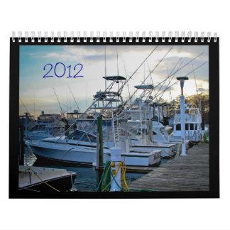 Nautical 2012 Calendar