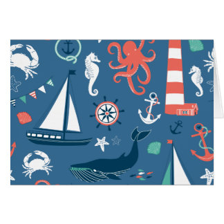 Nautical All Occasion Card