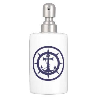 Nautical Anchor Bathroom Set