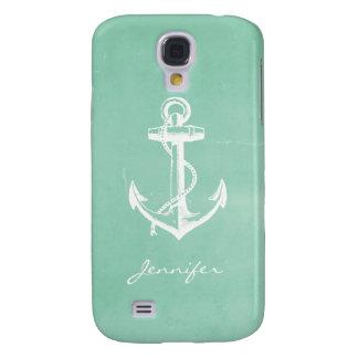 Nautical Anchor Galaxy S4 Case