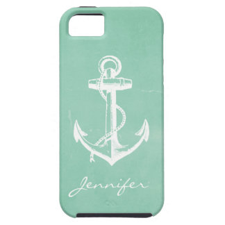 Nautical Anchor iPhone 5 Case