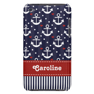 Nautical Anchor iPod Touch 4g Case Cover