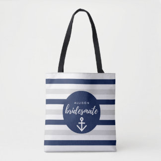 Nautical Tote Bags
