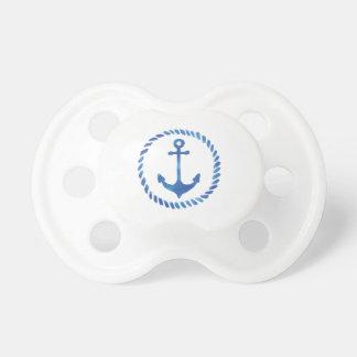 Nautical Anchor Pacifier