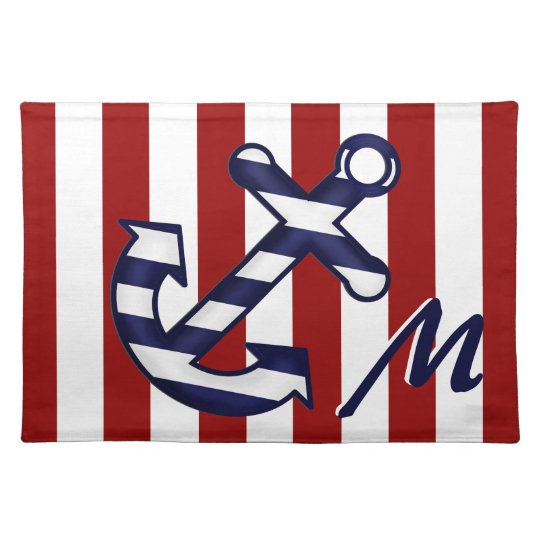 Nautical Anchor Placemats