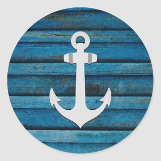 Nautical Anchor Sticker