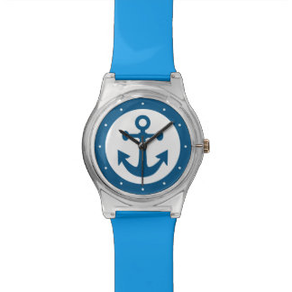 Nautical Anchor watches