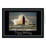 Nautical Birthday Greeting Card