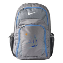 Nautical Bits Coastal Sailing Yachts Backpack