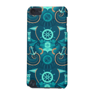 Nautical Blue Design iPod Touch 5G Case