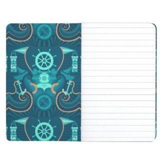 Nautical Blue Design Journal