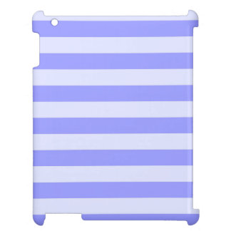 Nautical Blue Stripes Case For The iPad