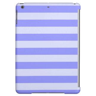 Nautical Blue Stripes Cover For iPad Air