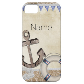 Nautical Case For The iPhone 5