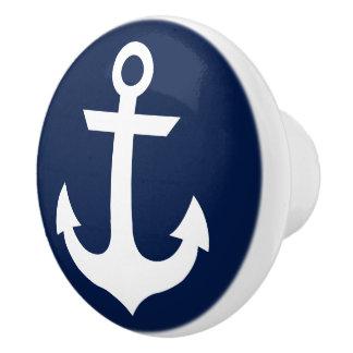 Nautical Ceramic Knob