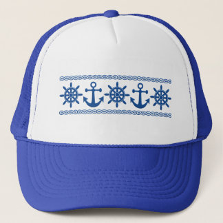 Nautical custom hat