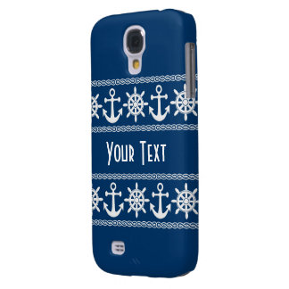 Nautical custom HTC case