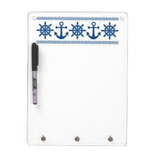 Nautical custom message board