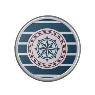 Nautical design bluetooth speaker