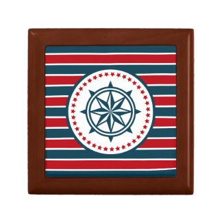 Nautical design gift box