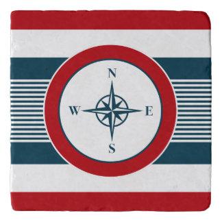Nautical design trivet