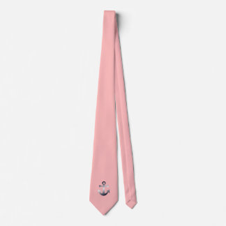 nautical desing tie